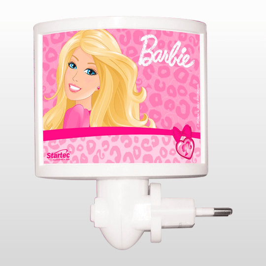 Mini Abajur Led Barbie Startec