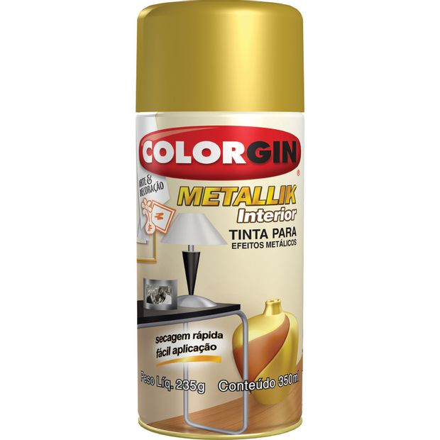 6311595---Spray-Verniz-Incolor-Metallik-350ml-Colorgin-